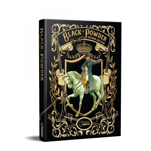 Black Powder 2nd Edition Rulebook (HC)