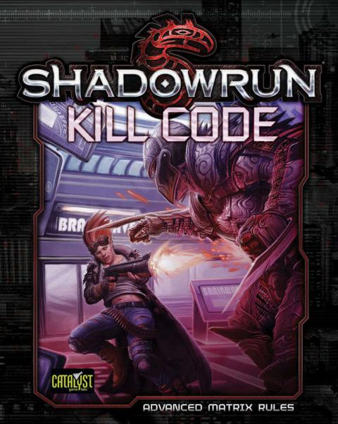 Shadowrun RPG: Kill Code