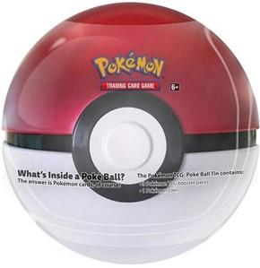 Pokemon CCG: Poke Ball Tin