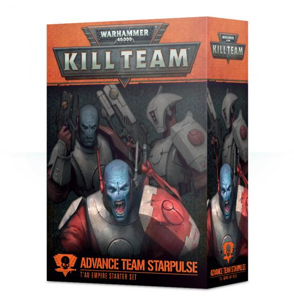 Warhammer 40K: Advance Team Starpulse [KILL TEAM]