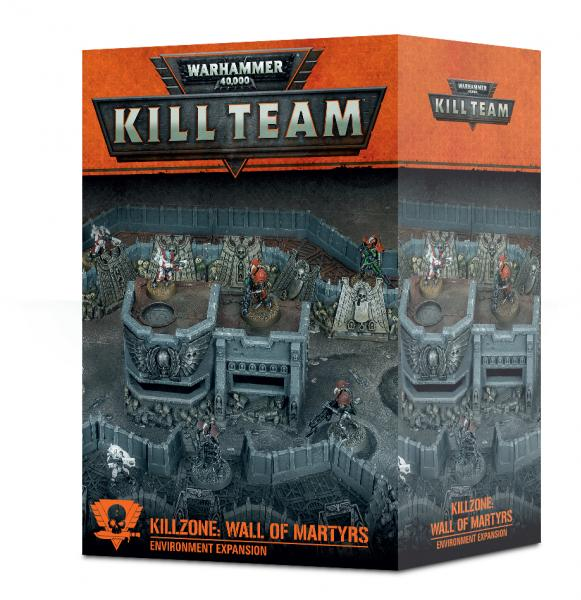 Warhammer 40K: Killzone - Wall of Martyrs [KILL TEAM]