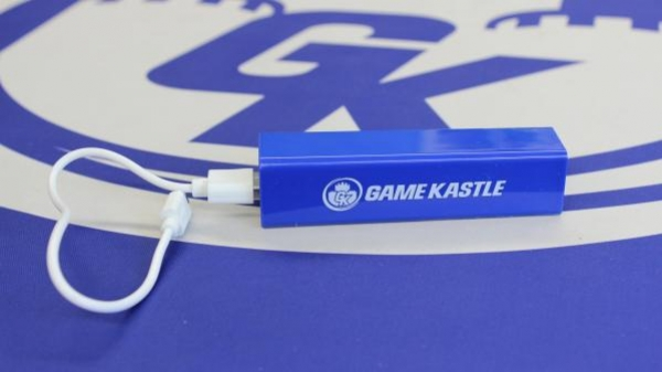 Game Kastle Portable USB Charger
