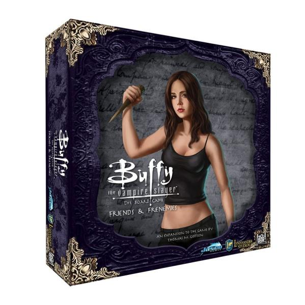 Buffy The Vampire Slayer: Friends & Frenemies Expansion