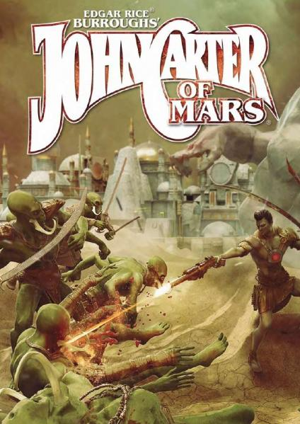 John Carter of Mars: Adventures on the Dying World of Barsoom (HC)