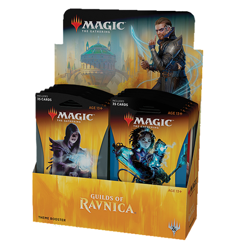 Magic The Gathering: Guilds of Ravnica Theme Pack (1 Pack)