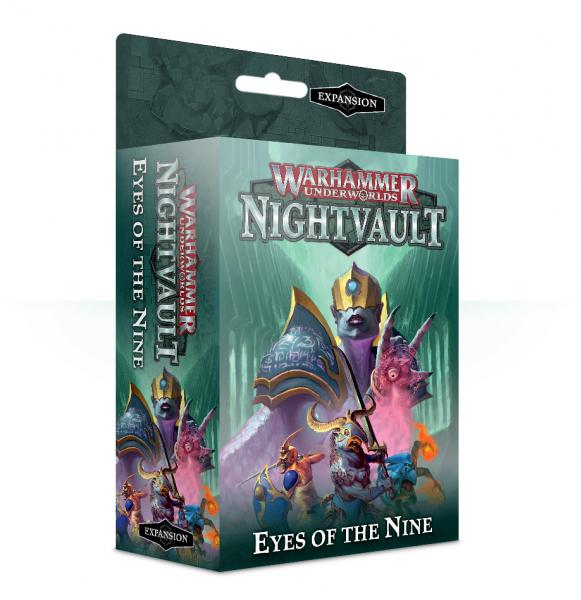 Warhammer Underworlds: Nightvault The Eyes of the Nine