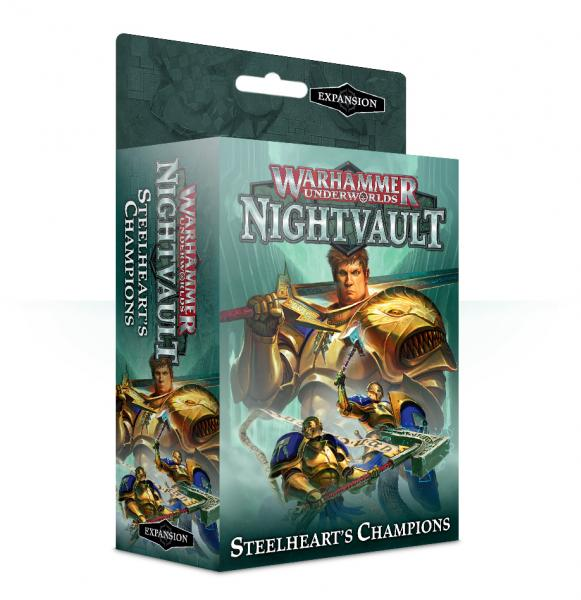 Warhammer Underworlds: Nightvault Steelheart's Champions