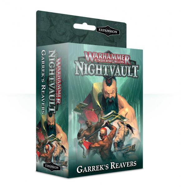 Warhammer Underworlds: Nightvault Garrek's Reavers