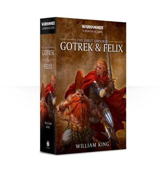 Warhammer 40K: Gotrek & Felix The First Omnibus