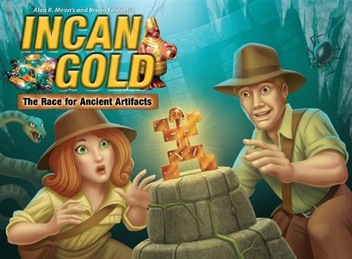 Incan Gold - The Race for Ancient Artifacts (2018)