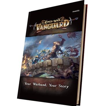 Kings Of War Vanguard: Core Rulebook