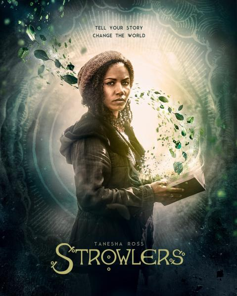 Strowlers Season One – Pilot (DVD)