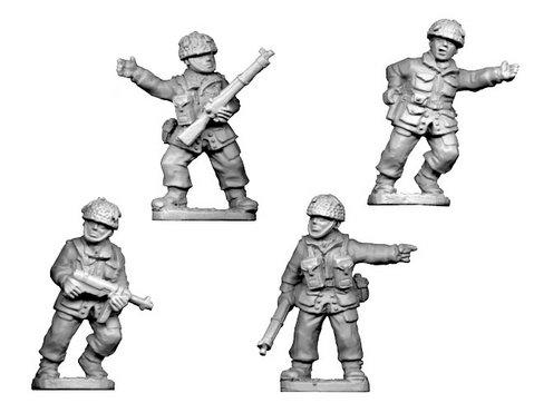Crusader Miniatures: British Para Command (4)