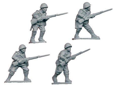 Crusader Miniatures: Russian Infantry II (4)