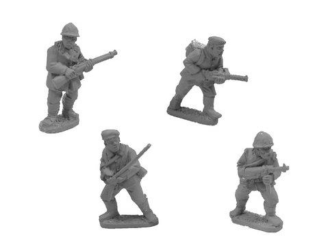 Crusader Miniatures: Group Franc (4)