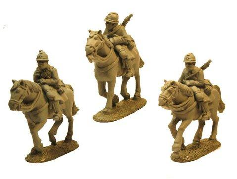 Crusader Miniatures: French Cavalry