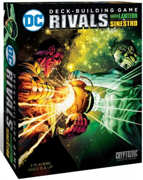 DC Comics DBG: RIVALS Green Lantern vs. Sinestro