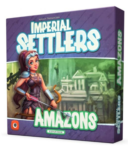 Imperial Settlers: Amazons (Expansion)