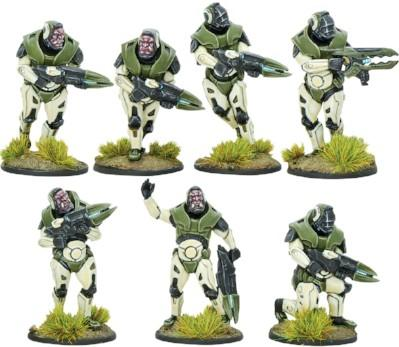 Beyond The Gates Of Antares: Concord Krasz Assault Squad (7)