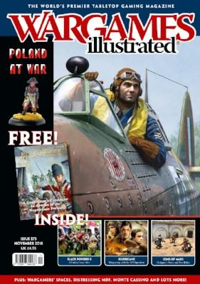Wargames Illustrated Magazine #373