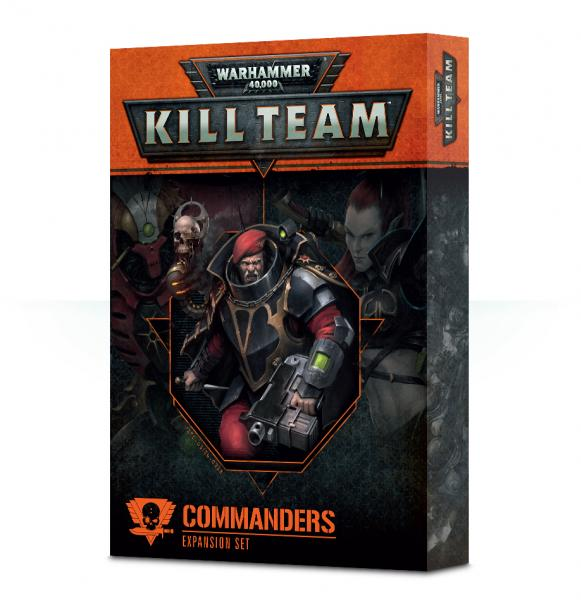 Warhammer 40K: Commanders [KILL TEAM]