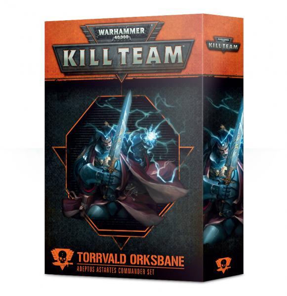 Warhammer 40K: Commander - Torrvald Orksbane [KILL TEAM]