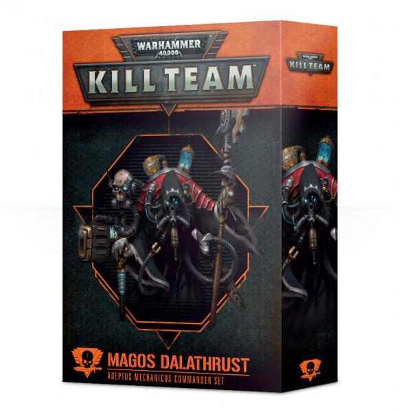 Warhammer 40K: Commander - Magos Dalathrust [KILL TEAM]