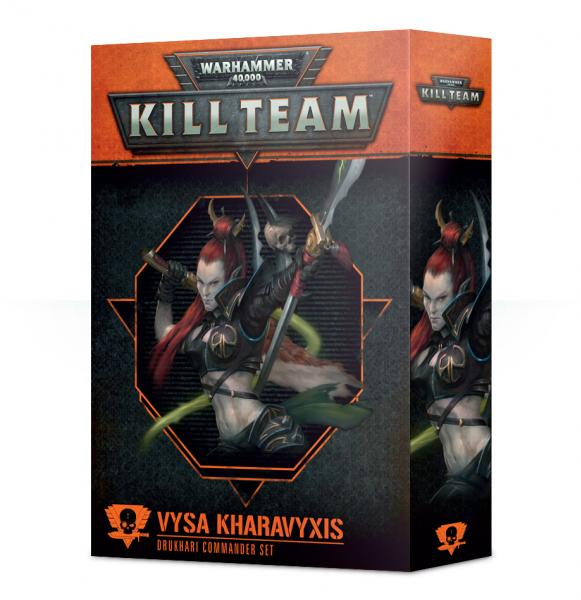 Warhammer 40K: Commander - Vysa Kharavyxis [KILL TEAM]