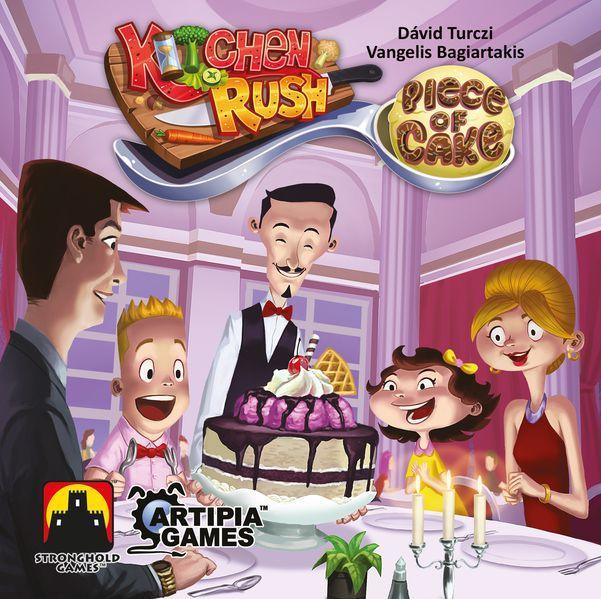 Kitchen Rush: Piece of Cake