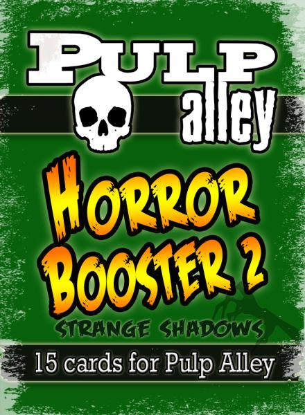 Pulp Alley: Horror Booster #2