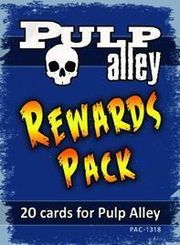 Pulp Alley: Rewards Pack
