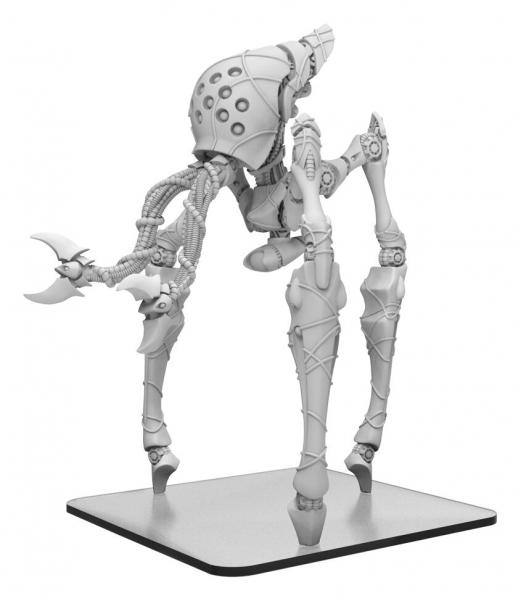 Monsterpocalypse: Deimos-9 Martian Menace Monster (resin)