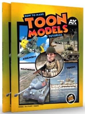AK-Interactive: How to make Toon Models Tutorial