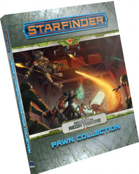 Starfinder RPG: Pawns - Against the Aeon Throne Pawn Collection