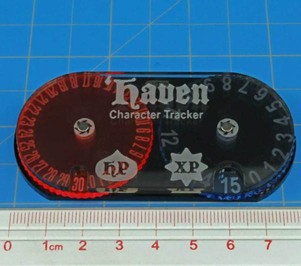 Gloomhaven: (Accessory) Tracker Kit (1)