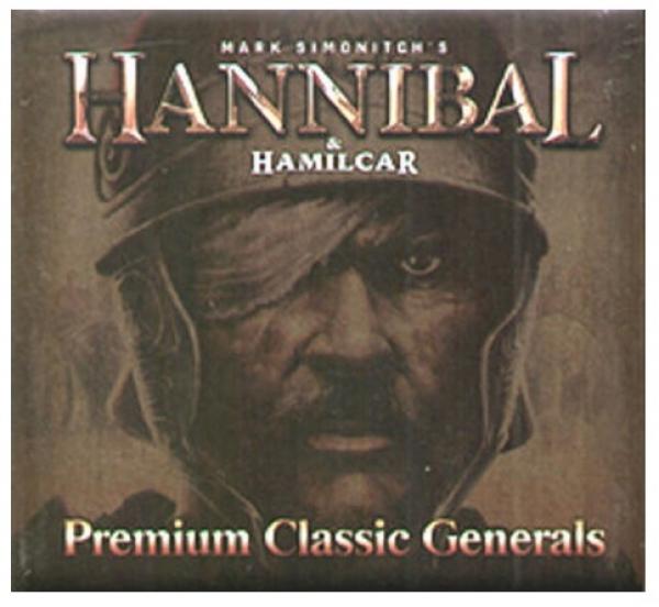 Hannibal & Hamilcar: (Accessory) Premium Classic Generals