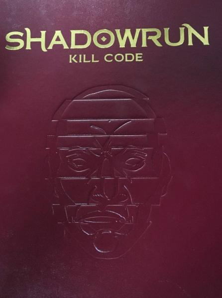 Shadowrun RPG: Kill Code (Limited Edition)