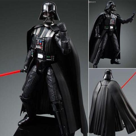 Bandai Hobby (Gunpla) Star Wars 1/12 scale: Darth Vader Dark Lord