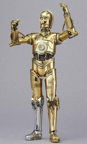Bandai Hobby (Gunpla) Star Wars 1/12 scale: C-3PO