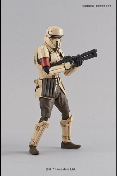 Bandai Hobby (Gunpla) Star Wars 1/12 scale: Shoretrooper