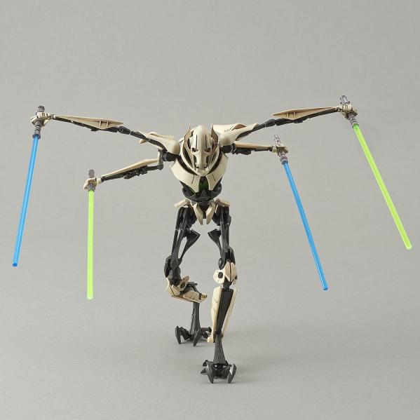 Bandai Hobby (Gunpla) Star Wars 1/12 scale: General Grievous