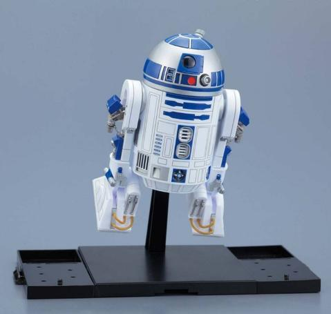 Bandai Hobby (Gunpla) Star Wars 1/12 scale: R2-D2 Rocket Booster Version