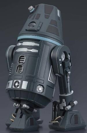 Bandai Hobby (Gunpla) Star Wars 1/12 scale: R4-I9