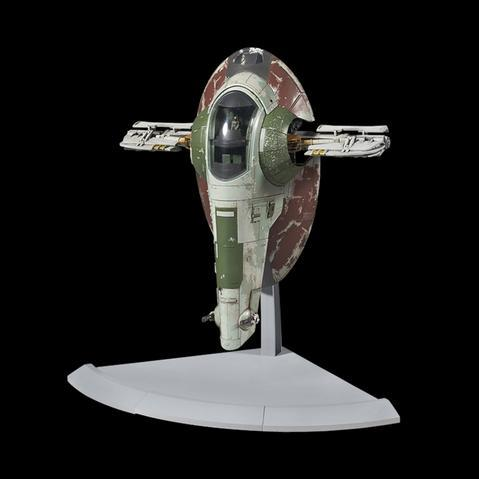 Bandai Hobby (Gunpla) Star Wars 1/144 scale: Slave I Starship