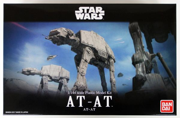 Bandai Hobby (Gunpla) Star Wars 1/144 scale: AT-AT
