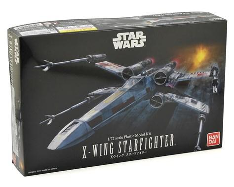 Bandai Hobby (Gunpla) Star Wars 1/72 scale: X-Wing Star Fighter