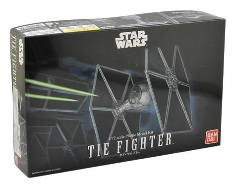 Bandai Hobby (Gunpla) Star Wars 1/72 scale: TIE Fighter