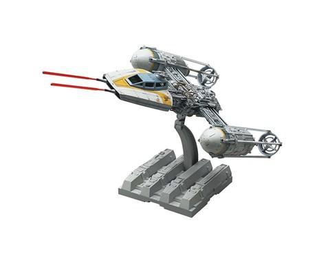 Bandai Hobby (Gunpla) Star Wars 1/72 scale: Y-Wing Star Fighter