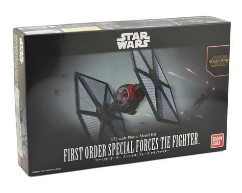 Bandai Hobby (Gunpla) Star Wars 1/72 scale: First Order Special Forces TIE Fighter