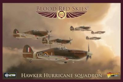 Blood Red Skies: Hawker Hurricane Squadron